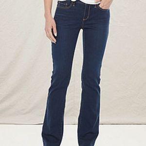 a.n.a. A New Approach Slim Bootcut Denim Jeans